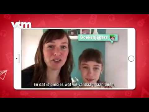 VTM zomerbeeldbubbels
